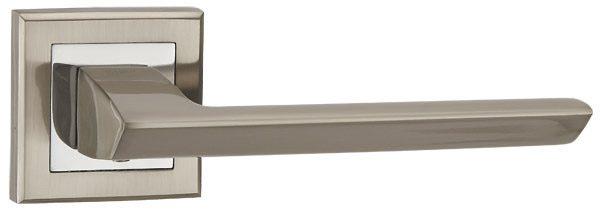 Ручка раздельная BLADE QL SN/CP-3 матовый никель/хром