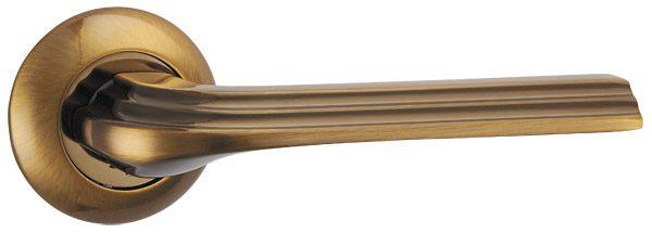 Ручка раздельная BOLERO TL CFB-18 кофе глянец