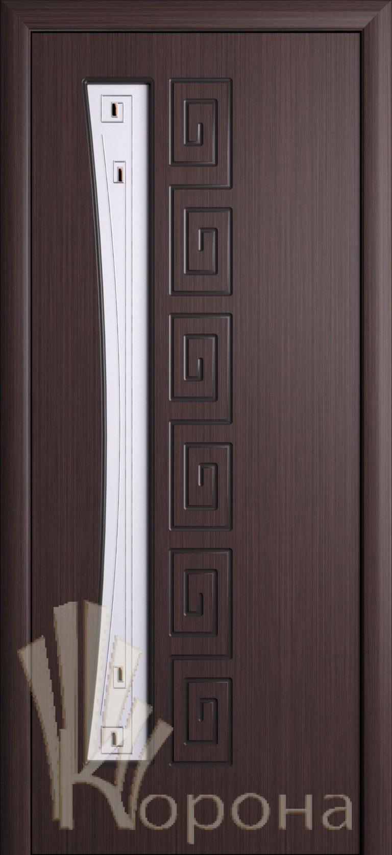 Дверь Греция ДО венге