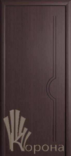 Дверь Офис ДГ венге