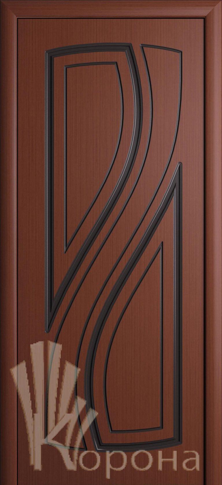 Дверь Лаура ДГ шоколад