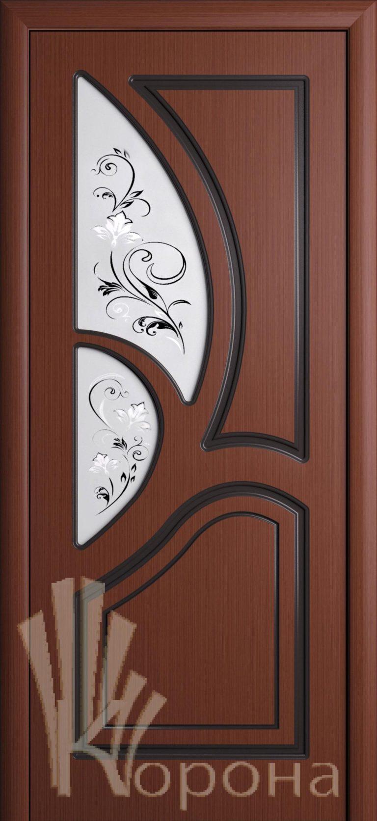 Дверь Велис ДО шоколад