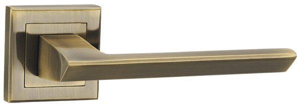 Ручка раздельная BLADE QL ABG-6 зеленая бронза