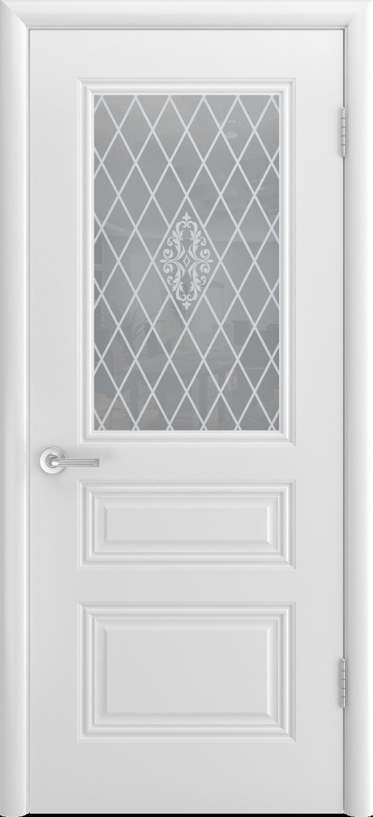 Межкомнатная дверь Cordondoor Трио Грейс В1