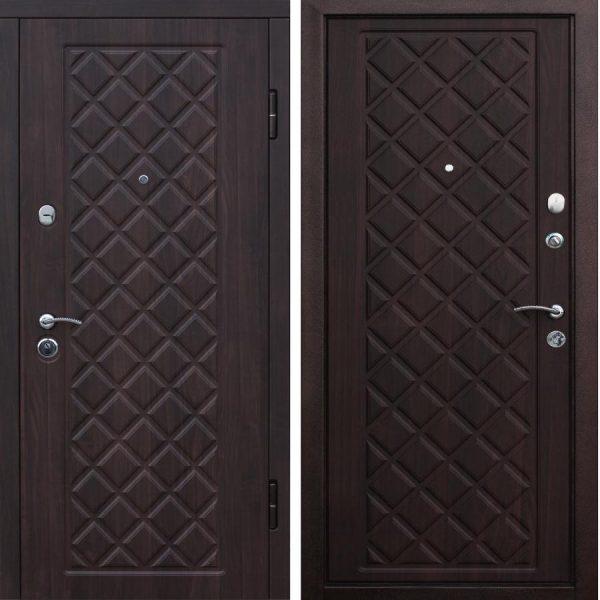 Входная дверь Kamelot Винорит Вишня Темная