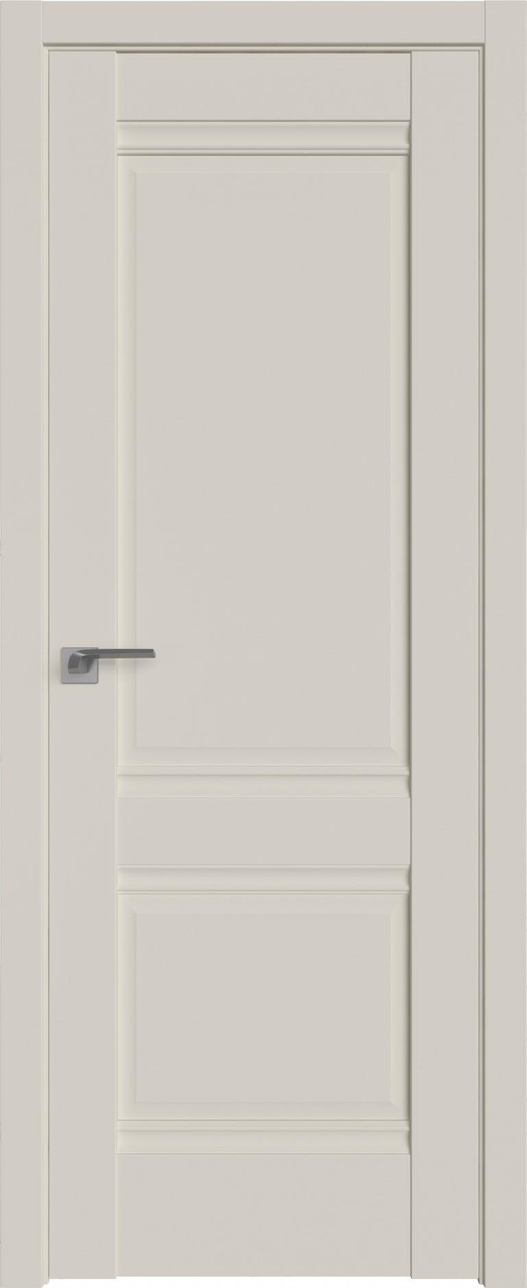 Межкомнатная дверь Profildoors 1U Магнолия Сатинат