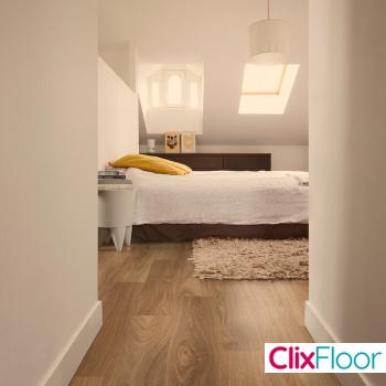CLIX Floor Plus CXP 088 Дуб темный шоколад