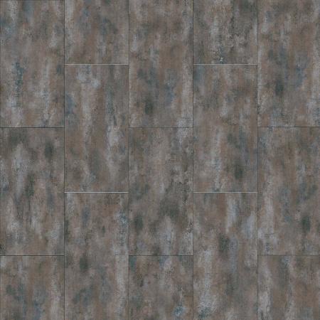 Виниловая плитка Moduleo Дуб Concrete 40876, Transform (клеевая)
